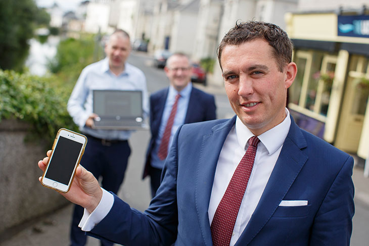 Simon McElwee, Solicitor with Farrell McElwee Solicitors